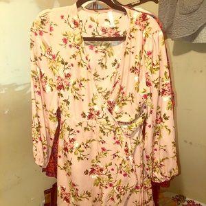 Pink Dress Size Medium